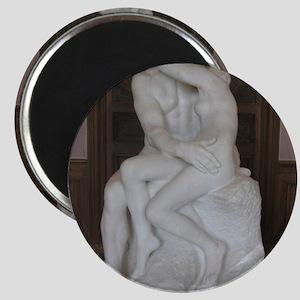 Rodin's The Kiss Magnet
