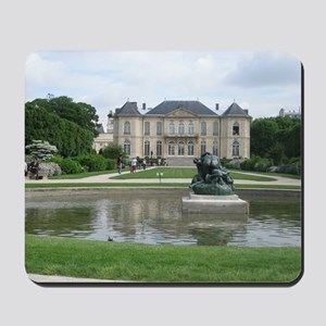 Rodin Museum, Paris Mousepad