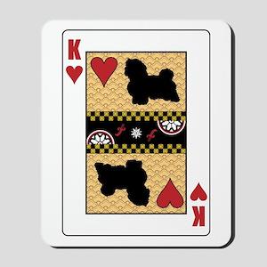 King Havanese Mousepad
