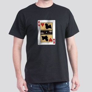 King Havanese Dark T-Shirt