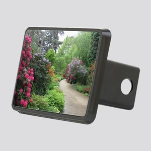 Walk With Me Rectangular Hitch Cover
