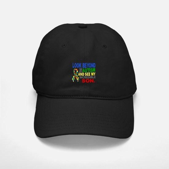 Look Beyond 2 Autism Son Baseball Hat