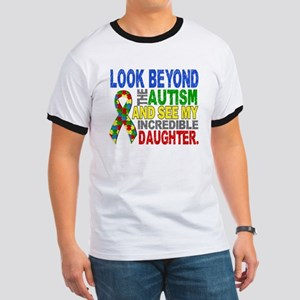 Look Beyond 2 Autism Daughter Ringer T