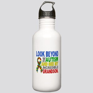 Look Beyond 2 Autism G Stainless Water Bottle 1.0L