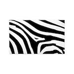 Zebra 3'x5' Area Rug