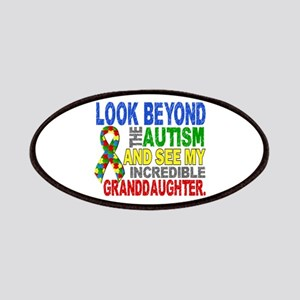 Look Beyond Autism 2 Granddaughter Patches