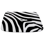 Zebra Bathmat
