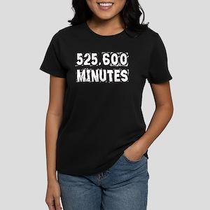 525,600 Minutes (dark) T-Shirt