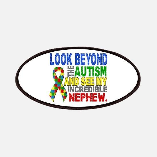 Look Beyond 2 Autism Nephew Patches