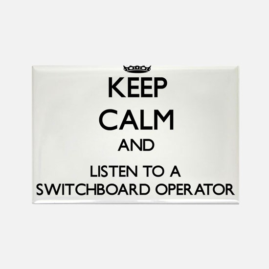 Keep Calm and Listen to a Switchboard Operator Mag