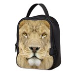 African Lion Neoprene Lunch Bag