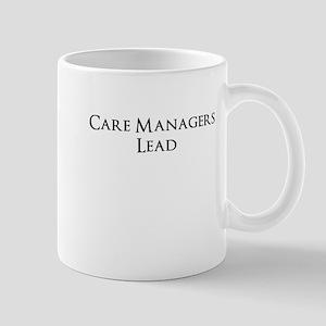 Care managers Lead Mugs