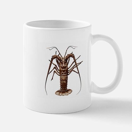 Spiny Lobster (Caribbean) Mugs