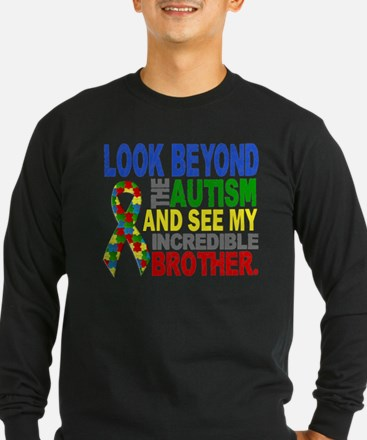 Look Beyond 2 Autism Brot T