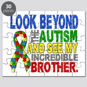 Look Beyond 2 Autism Brother Puzzle