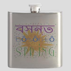 Spring, ????? , Bôsôntô Gifts Flask