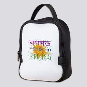 Spring, ????? , Bôsôntô Gifts Neoprene Lunch Bag