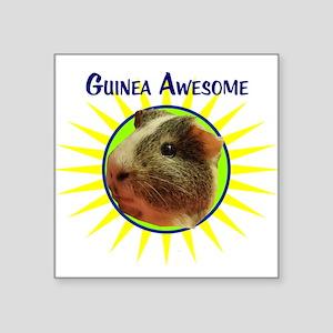 Guinea Awesome Sticker