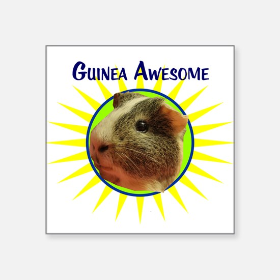Guinea Awesome Sticker