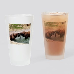 Playtime Drinking Glass