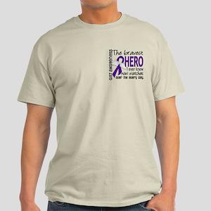Bravest Hero I Knew GIST Light T-Shirt