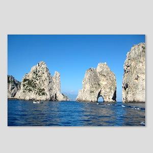 Capri Postcards (Package of 8)