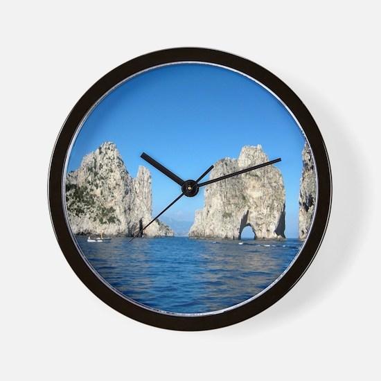 Capri Wall Clock