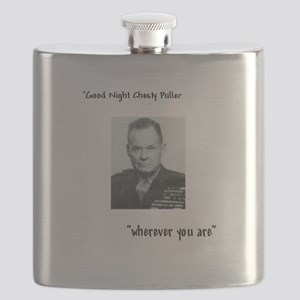 Good Night Chesty Flask