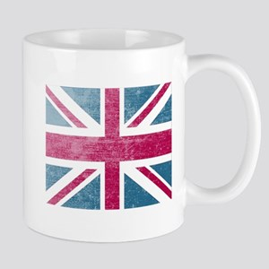 Union Jack Retro Mug