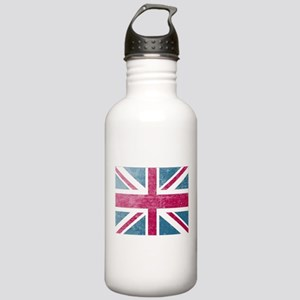 Union Jack Retro Stainless Water Bottle 1.0L