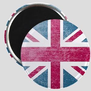 Union Jack Retro Magnet