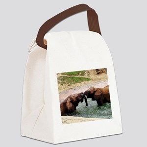 Playtime Canvas Lunch Bag