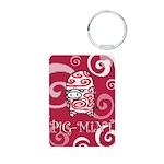 Pig-Mint Keychains