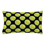 Tennis Balls Pillow Case