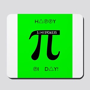 Pi day Mousepad
