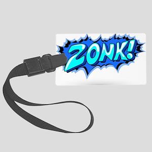 ZONK Large Luggage Tag