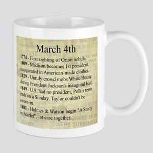 March 4th Mugs
