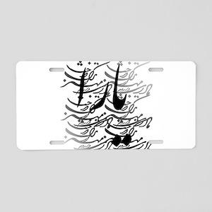 yara Aluminum License Plate