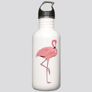 Beautiful Flamingo  Stainless Water Bottle 1.0L
