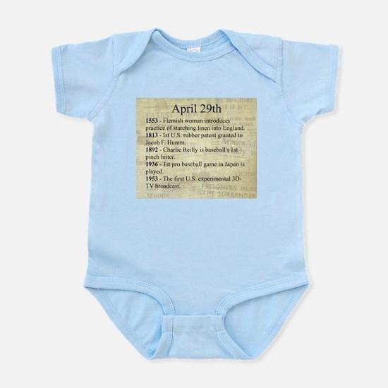 April 29th Body Suit