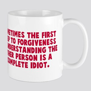 Other person is an idiot Mug