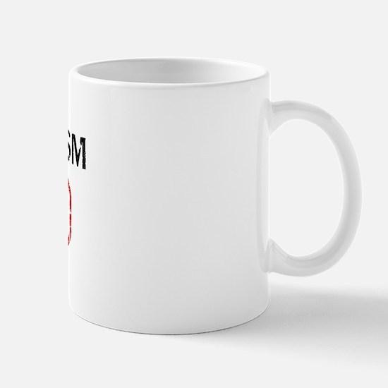 FUNCTIONALISM kicks ass Mug