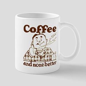 various retro Mug