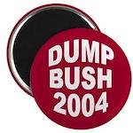 Magenta Dump Bush Magnet (10 pack)