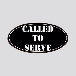 Called To Serve Patches