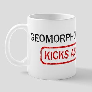 GEOMORPHOLOGY kicks ass Mug