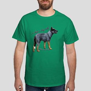 Attentive Australian Dark T-Shirt