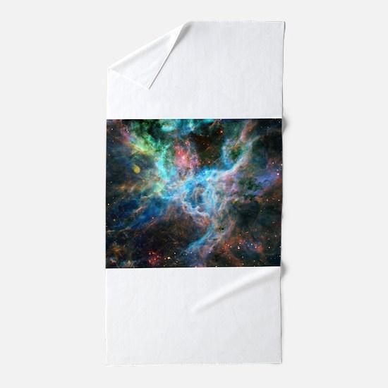 Tarantula Nebula Beach Towel