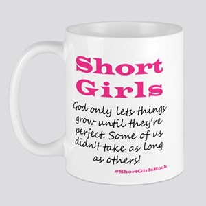 Short Girls Mug Mugs