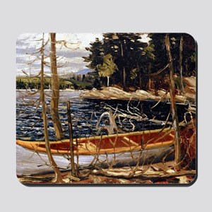 Tom Thomson - The Canoe Mousepad